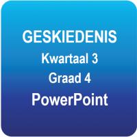 Geskiedenis- Graad 4 - Kwartaal 3 POWERPOINT