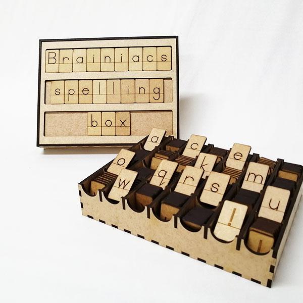 SpellingBox